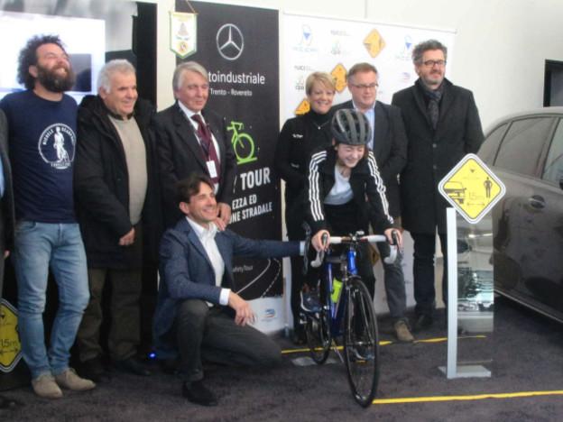 Al via la campagna per salvare i ciclisti
