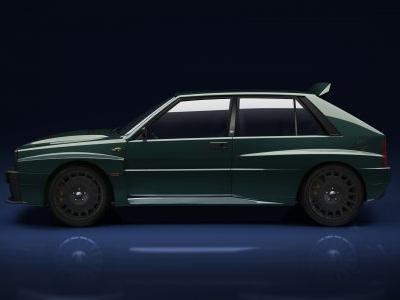 """Lancia Delta HF Integrale Evoluzione sarà oggetto di un progetto """"Restomod"""""""