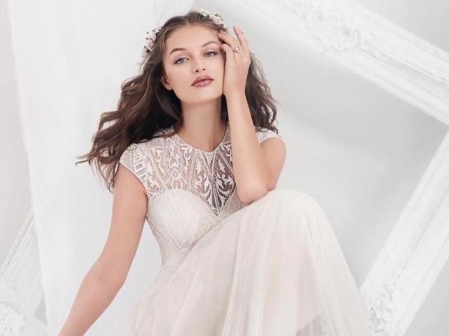 3e23350a4c9e6c Abiti sposa Alta Moda 2018 – 2019. 28 vestiti che fanno sognare ...