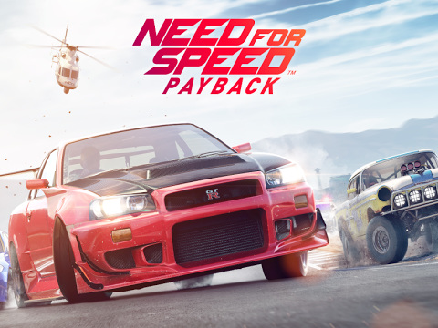 Vinci la Ford Mustang con Need For Speed Payback con DPLAY
