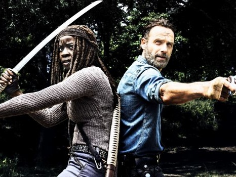 In The Walking Dead 9 confermato il salto temporale e le donne al comando: sarà l'era di Michonne?