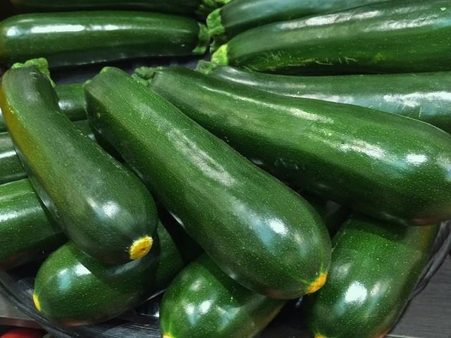 Le zucchine: alleate della salute
