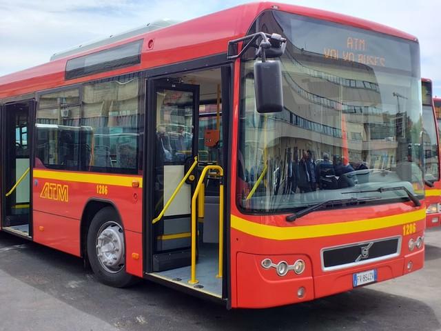 Messina: nuove fermate bus Atm anche in via Pietro Nenni