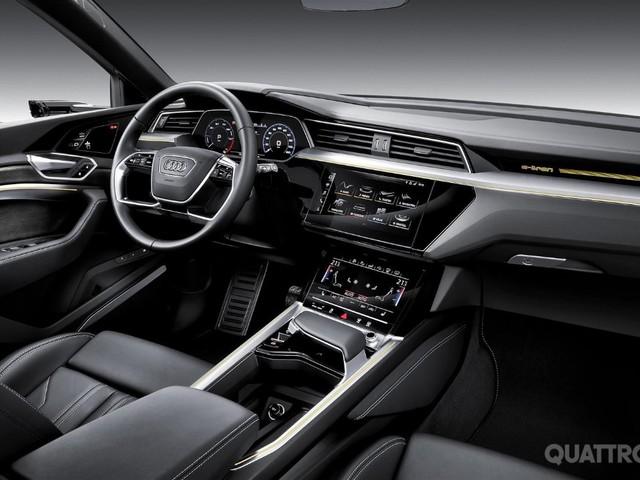 Audi e-tron - A bordo i servizi di Amazon Alexa