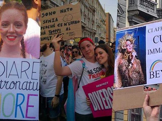 Milano Pride: in 300 mila hanno invaso la città – le foto più belle