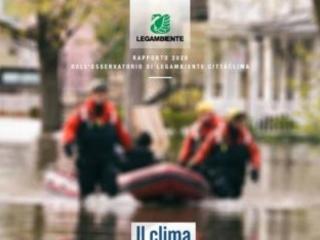 Il clima è già cambiato: 10 anni di impatti climatici sulle città italiane