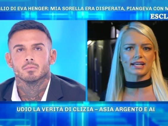 """Lucas Peracchi: """"Mai picchiato Mercedesz. Eva Henger? Non è solo farina del suo sacco"""""""