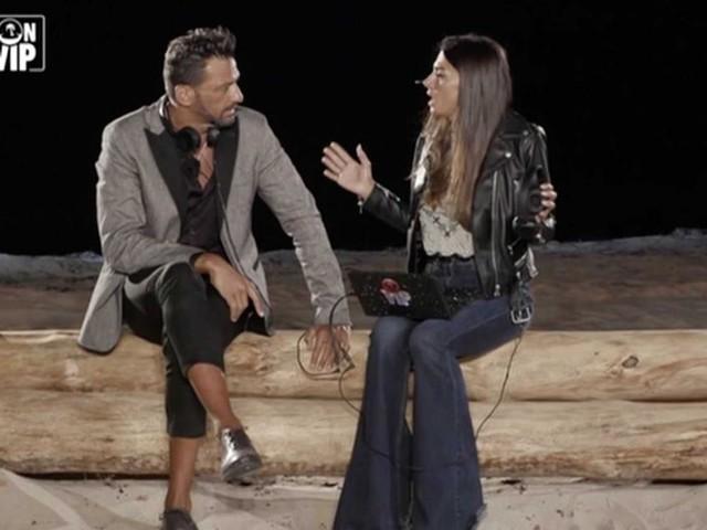 GF Vip, Pago in confidenza con Fernanda Lessa: 'Io amo ancora Serena'