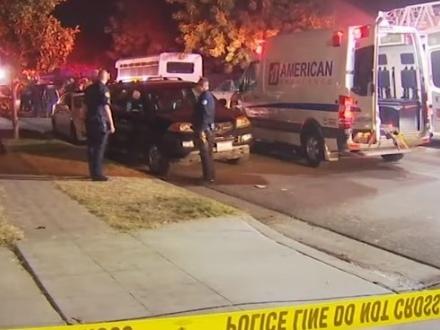 Entra in giardino e spara: 4 vittime in California