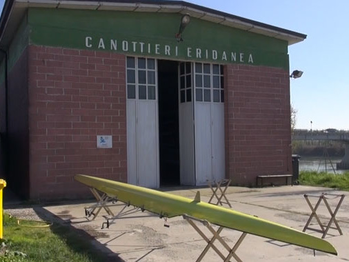 Eridanea, l'hangar degli olimpionici nel 2020 sarà sostituito da uno nuovo al passo coi tempi