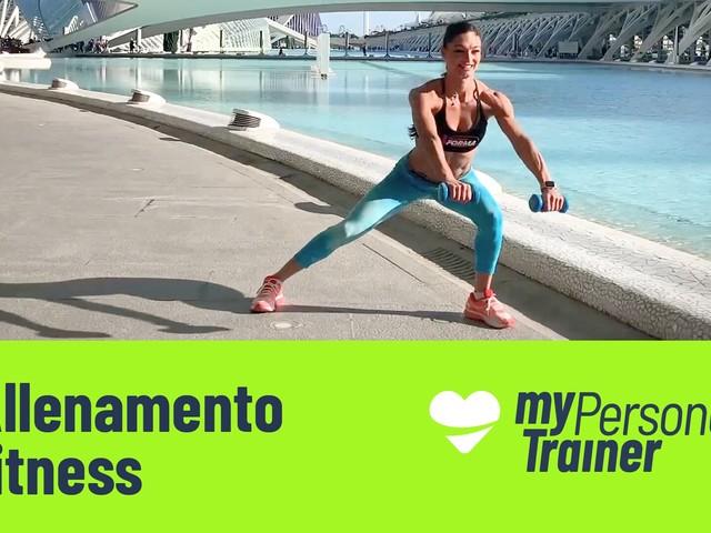 Workout con pesetti