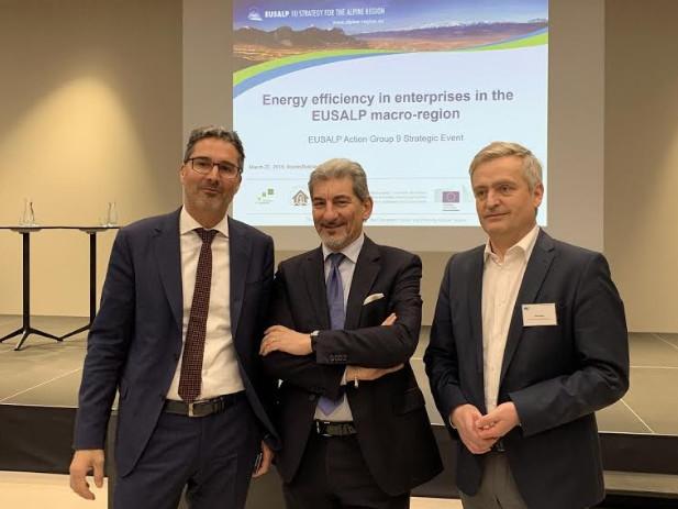 Bolzano, i territori alpini protagonisti della green economy e transizione energetica