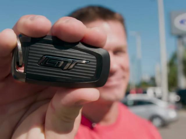 Ford denuncia John Cena per aver rivenduto la sua GT a 500 mila dollari