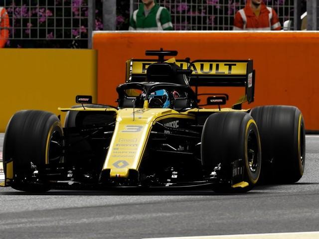Svelato il primo trailer di gameplay di F1 2019