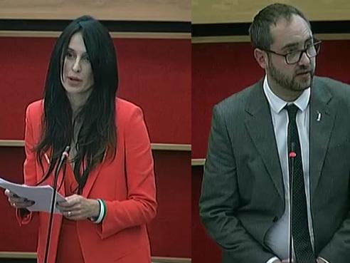 Consiglio provinciale: la riscossa dei nuovi consiglieri della maggioranza. Alessia Ambrosi «umilia» Ugo Rossi