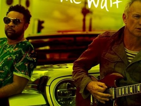 Audio, testo e traduzione di Don't make me wait, il nuovo singolo di Sting con Shaggy ospiti al Festival di Sanremo 2018
