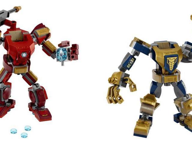 I nuovi set LEGO Marvel Super Heroes previsti per la prima metà del 2020