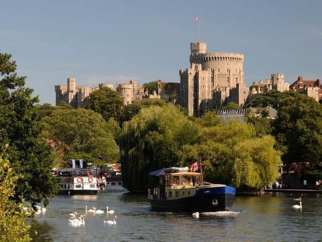 Cosa vedere vicino Londra: il Castello di Windsor