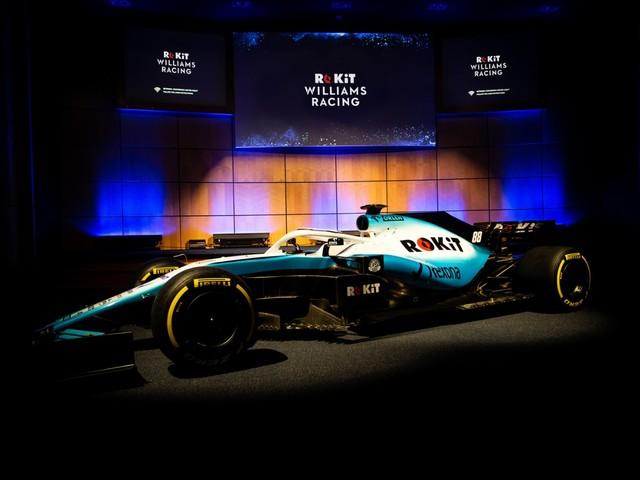 Formula 1 - Rokit Williams Racing: ecco la nuova FW42