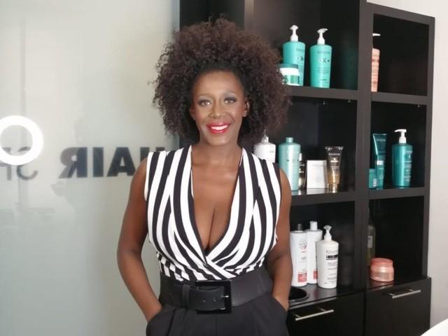 Sylvie Lubamba vuole tornare protagonista in tv con un reality show