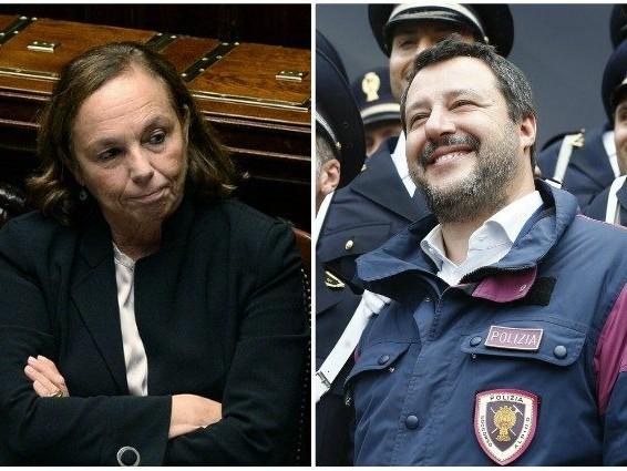 Tutte le ragioni per cancellare i decreti sicurezza e il sistema alla rovescia di Matteo Salvini