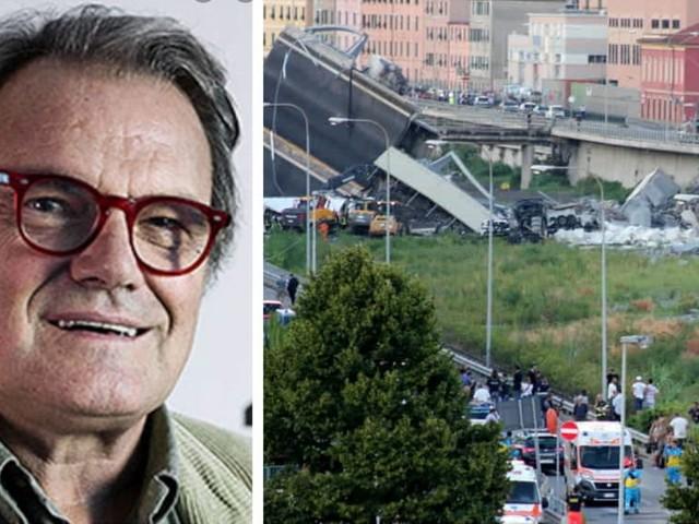 Frase choc sul crollo del Morandi, i parenti delle vittime: «Ci dissociamo da manifestazioni»