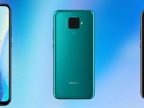 Ufficiale il Huawei Nova 5i Pro, alias Huawei Mate 30 Lite: specifiche e prezzi