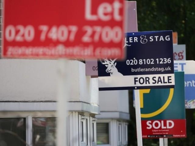 La domanda di abitazioni è in aumento