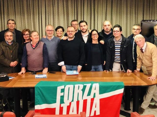 """Forza Italia lancia la volata verso Macerata 2020: """"Centrali nella coalizione di centro-destra"""""""