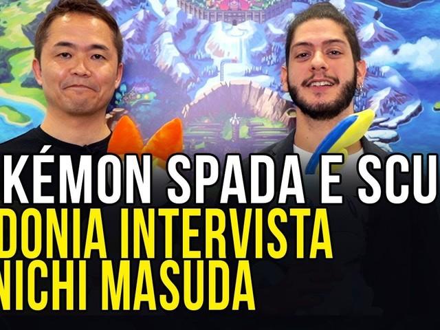 Cydonia a tu per tu con Junichi Masuda: tutte le novità su Pokemon Spada e Scudo!