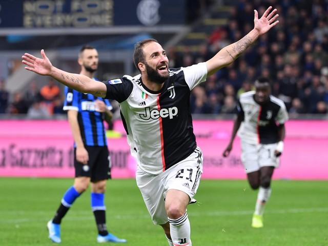 Inter-Juventus 1-2 è la partita più vista di sempre su Sky