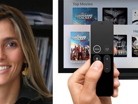 Apple assume Angelica Guerra, ex dirigente di Sony Pictures