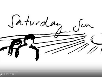 Vance Joy: ascolta il nuovo singolo Saturday Sun (con traduzione del testo)