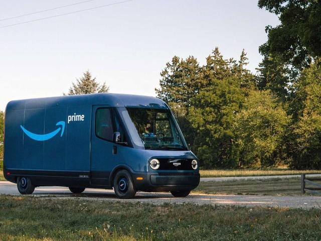 Rivian, nuove informazioni sui furgoni elettrici per Amazon