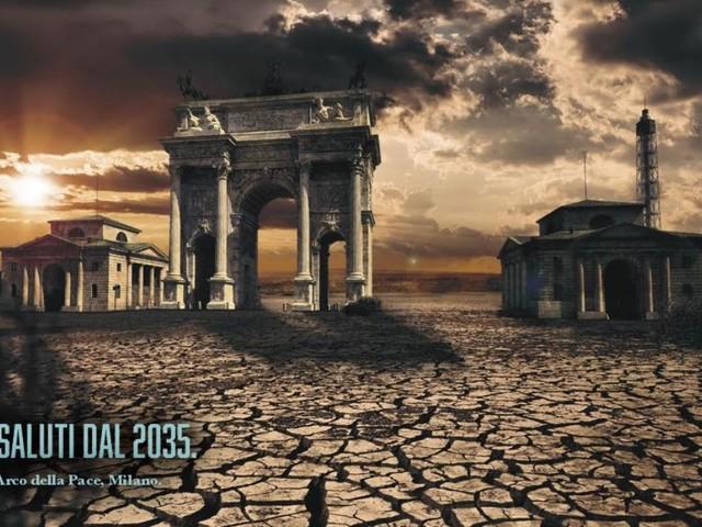 The Source: l'Italia del 2035. Siccità e crisi idrica in un Paese senza informazione