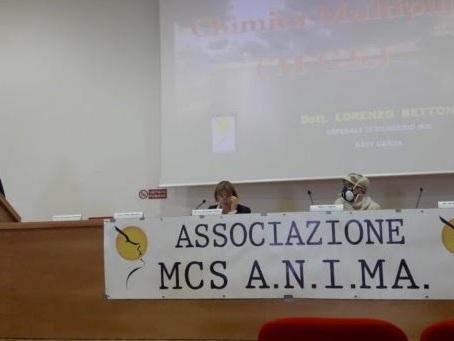Albina Alghisi affetta da Sensibilità Chimica Multipla porta la sua testimonianza