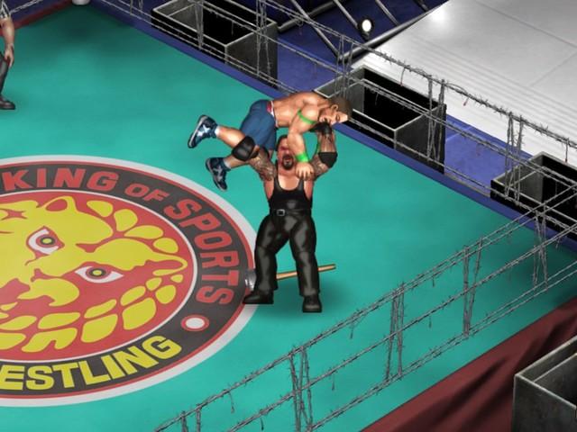 Fire Pro Wrestling World per PS4 in offerta a soli 9,98 Euro
