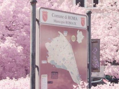 Roma agli infrarossi