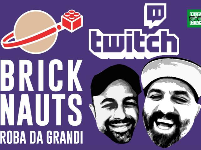Bricknauts Live 70 del 19 novembre 2019