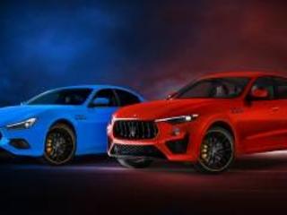 Nuove Maserati Ghibli e Levante F Tributo Special Edition. F come...