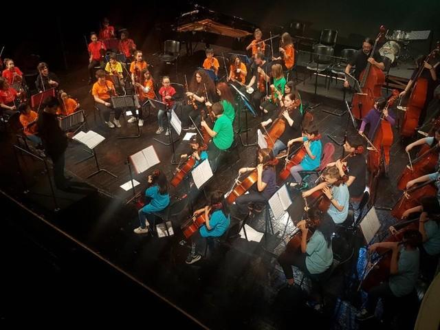 """Macerata, l'Orchestra giovanile delle Marche al debutto sul palco del """"Lauro Rossi"""""""