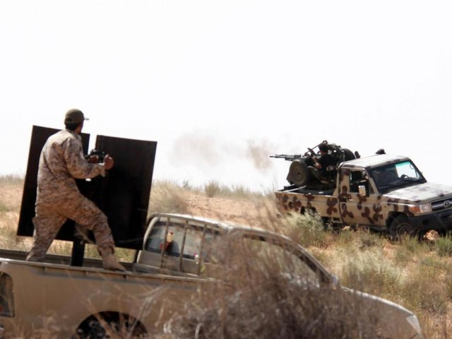 Libia: scendono in campo le forze speciali Saiqa di Haftar