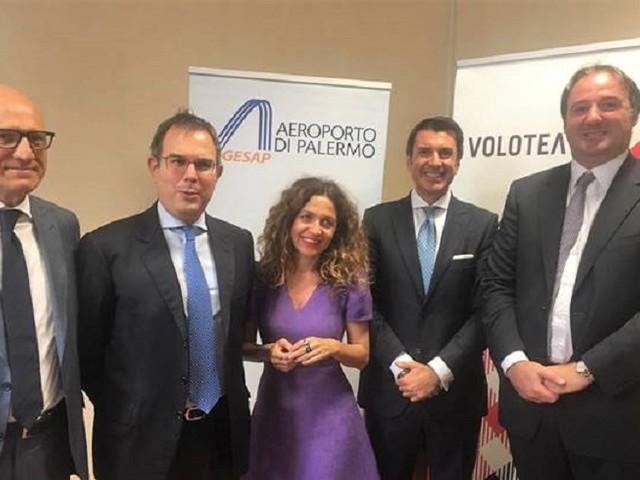 Volotea, nuovi voli da Palermo per Cagliari e Pescara