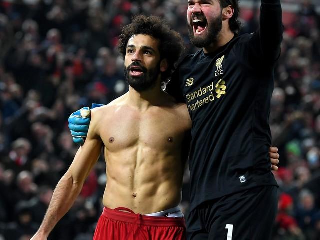 Liverpool insaziabile travolge il Manchester United