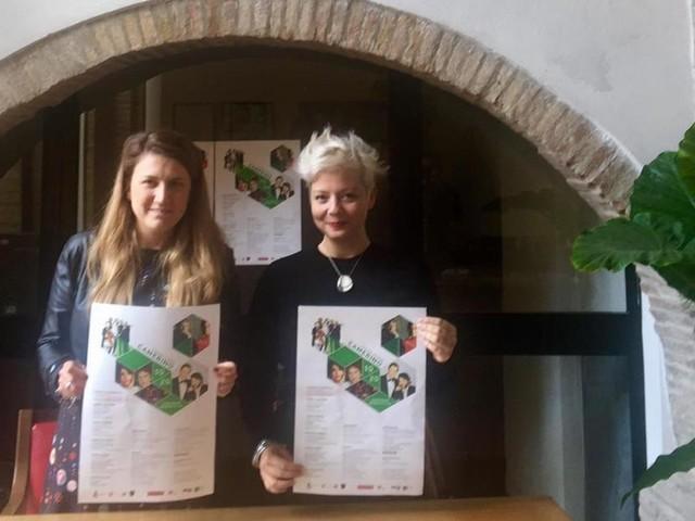 Camerino, presentata la stagione teatrale: Ambra Angiolini in esclusiva regionale