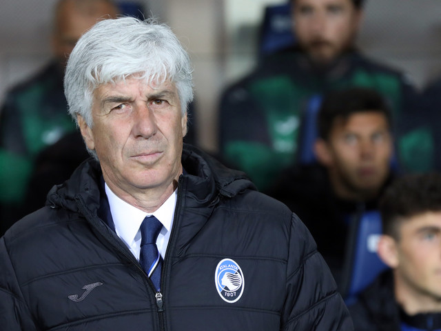 """Atalanta in finale di Coppa Italia, Gasperini: """"Bergamo sta vivendo un momento fantastico"""""""