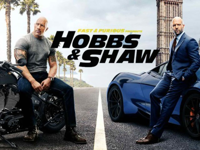 Fast & Furious – Hobbs & Shaw: nuovo rocambolesco video BTS