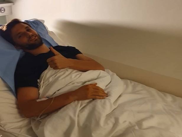 "Sampdoria, Bereszynski operato al menisco: ""Grazie per il sostegno"""