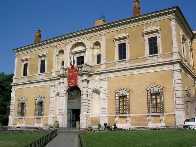 Musei: l'etrusco di Villa Giulia sbarca su Twich