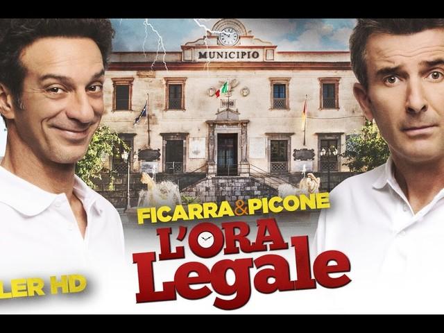 L'ora legale: trama, cast, trailer e streaming del film in onda su Canale 5